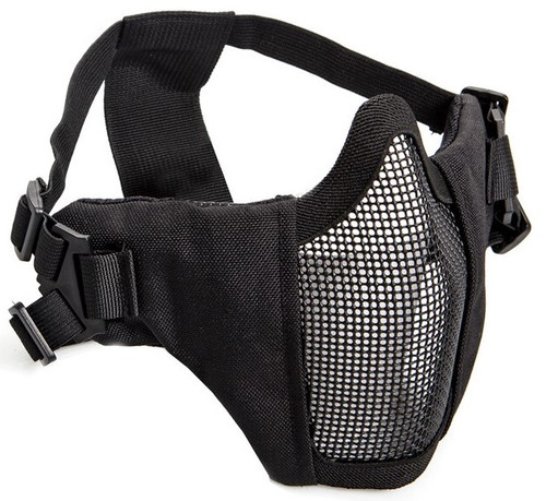 ASG Hybrid Metal Mesh Mask Face Protector