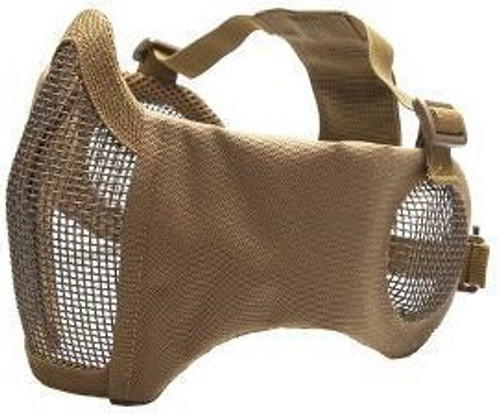 ASG Airsoft Mesh Mask with Ear Protection