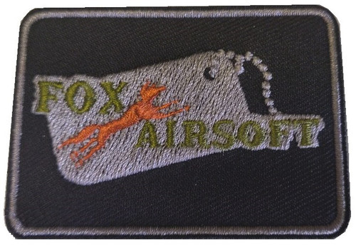 Fox Airsoft Velcro Morale Patch