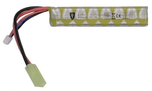 Elite Force 11.1v 900 mAh Buffer Tube Lipo Battery