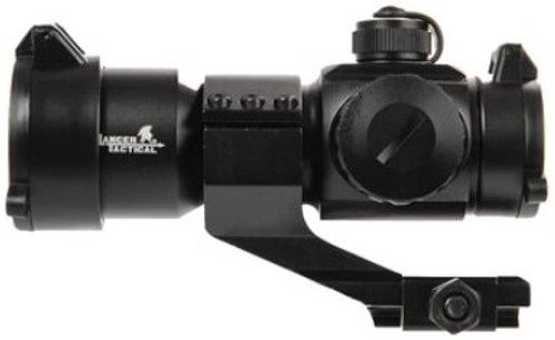 LT 1x30 Red Green Dot w/ Cantilever Mount Black