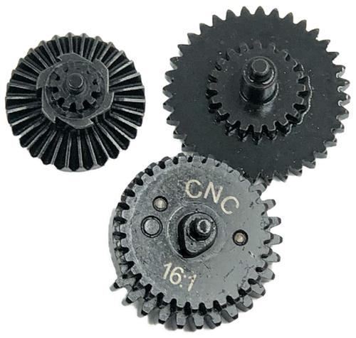 CNC Production Gear Set 16:1