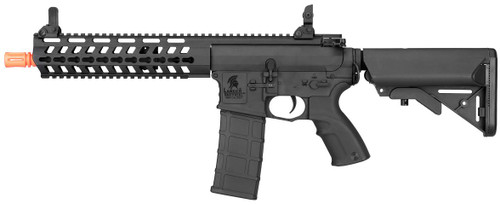 "Lancer Tactical Rapid Deployment Carbine 10.5"" Airsoft Gun Black"