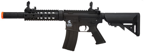 Lancer Tactical M4 SD Gen 2 Airsoft Gun Black
