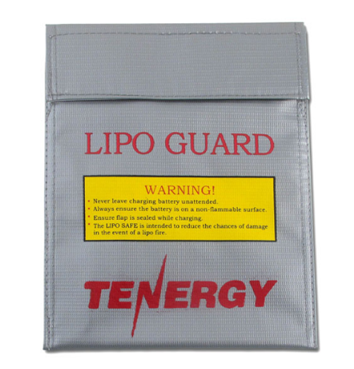 Tenergy Li-Po Guard Bag