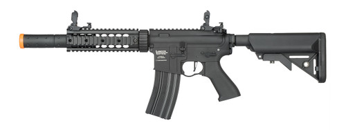 Lancer Tactical M4 SD Metal Body Airsoft Gun 7""