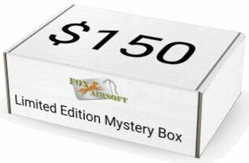 Fox Airsoft $150 Mystery Box