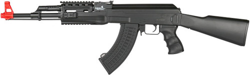 Lancer Tactical AK-47 RIS Full Stock Airsoft Gun