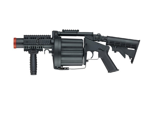 ICS Milkor 40mm Multiple Grenade Launcher
