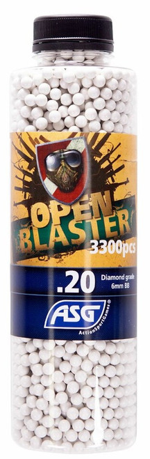 Action Sport Games Open Blaster Bio BBS 3300 rounds