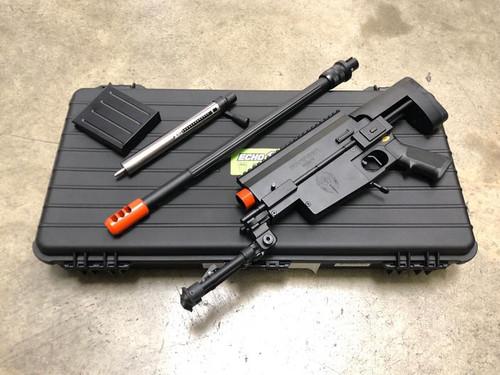 Nemesis Arms Vanquish Airsoft Sniper Top