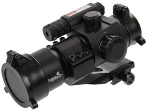 Lancer Tactical 4M Red and Green Dot Sight w/ Laser