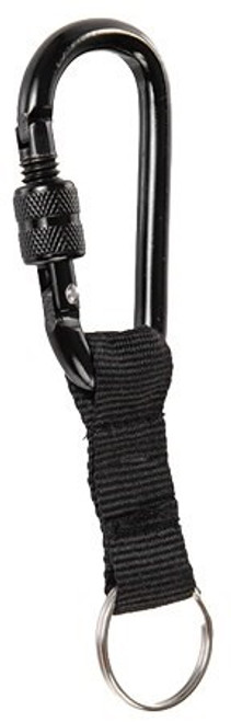 Lancer Tactical Gear and Key Carabiner Strap Open