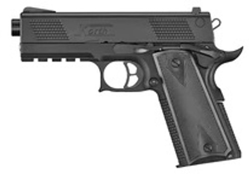"ICS Korth PRS 4"" Airsoft Pistol"