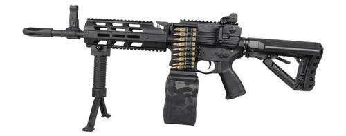 G&G CM16 LMG Stealth Airsoft Gun