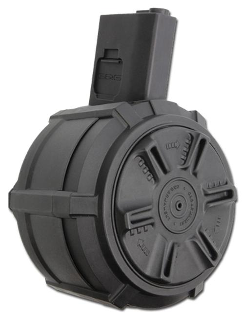 G&G M4 High Capacity Airsoft Drum Magazine