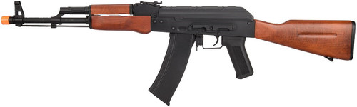 Lancer Tactical AK-74N Real Wood Airsoft Gun