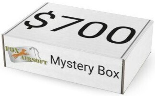 Fox Airsoft $700 Mystery Box