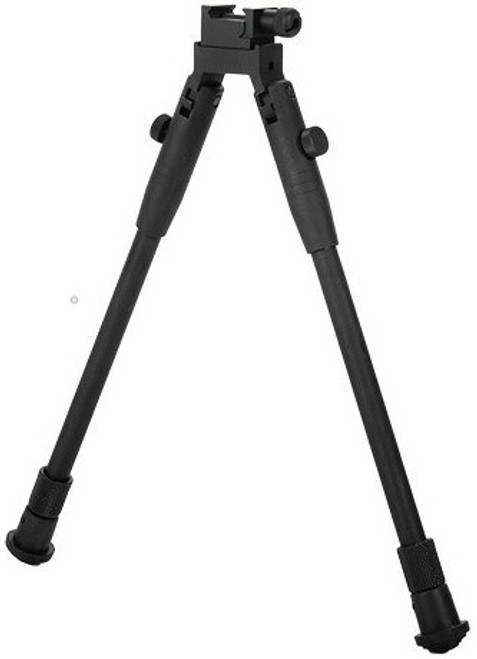Lancer Tactical Airsoft Picatinny Mounted Metal Bipod