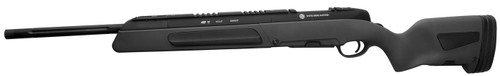 ASG Steyr Scout Airsoft Sniper Rifle Black Left Side