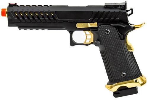 Lancer Tactical Knightshade HI-CAPA Airsoft Pistol Left Side
