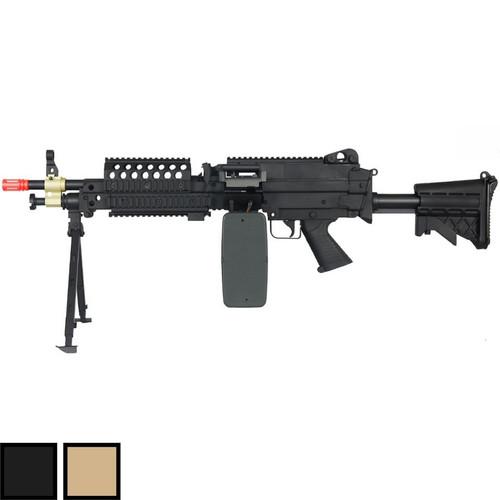 A&K Mk46 SPW M249 Squad Automatic Weapon