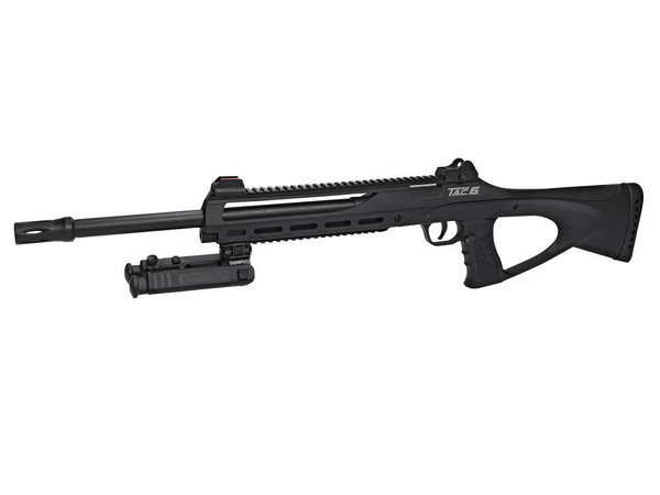The TAC 6 Airsoft Sniper Rifle Features a Bipod and a Laser