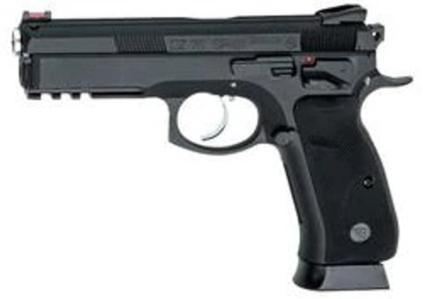 The CZ SP-01 Shadow Gas Blowback Airsoft Pistol