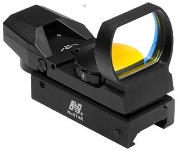 NcSTAR Multi-Reticle Red Dot Sight