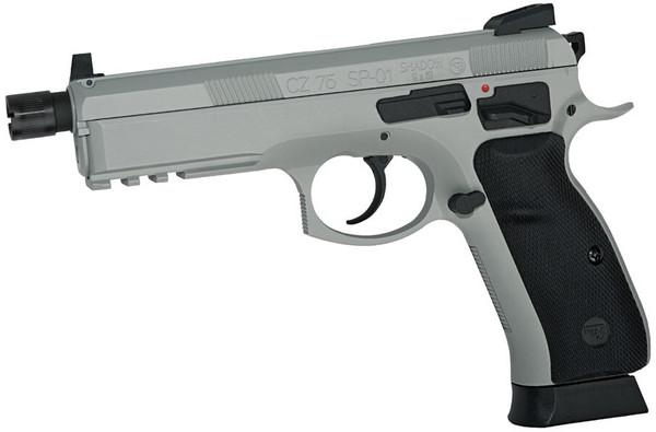ASG CZ SP-01 Shadow Urban Grey CO2 Airsoft Pistol