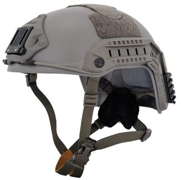 OD Fast Helmet Small Left angle