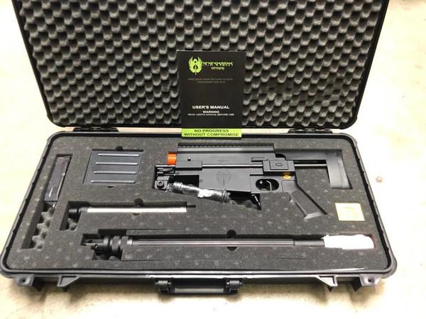 Nemesis Arms Vanquish Airsoft Sniper Case