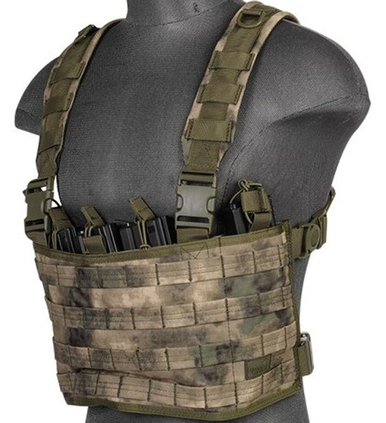 Lancer Tactical Lightweight Airsoft Chest Rig