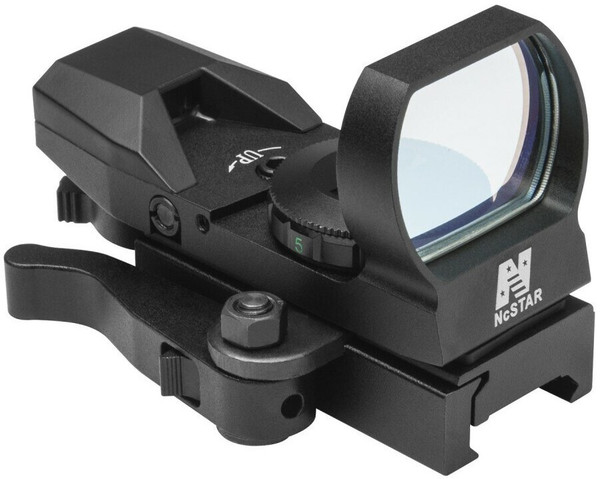 NcSTAR Quick Release 4 Reticle Airsoft Red Dot