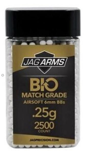 JAG Arms Biodegradable BBs 0.25g