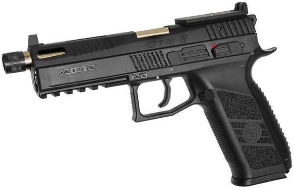ASG CZ P-09 Optic Ready CO2 Airsoft Pistol