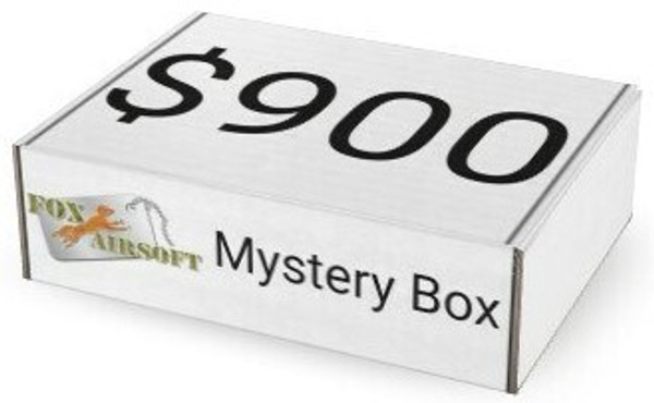 Fox Airsoft $900 Mystery Box