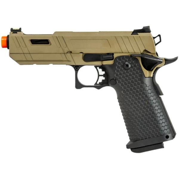 JAG Arms GMX-3.0 Hi-Capa Tan - Left Side View