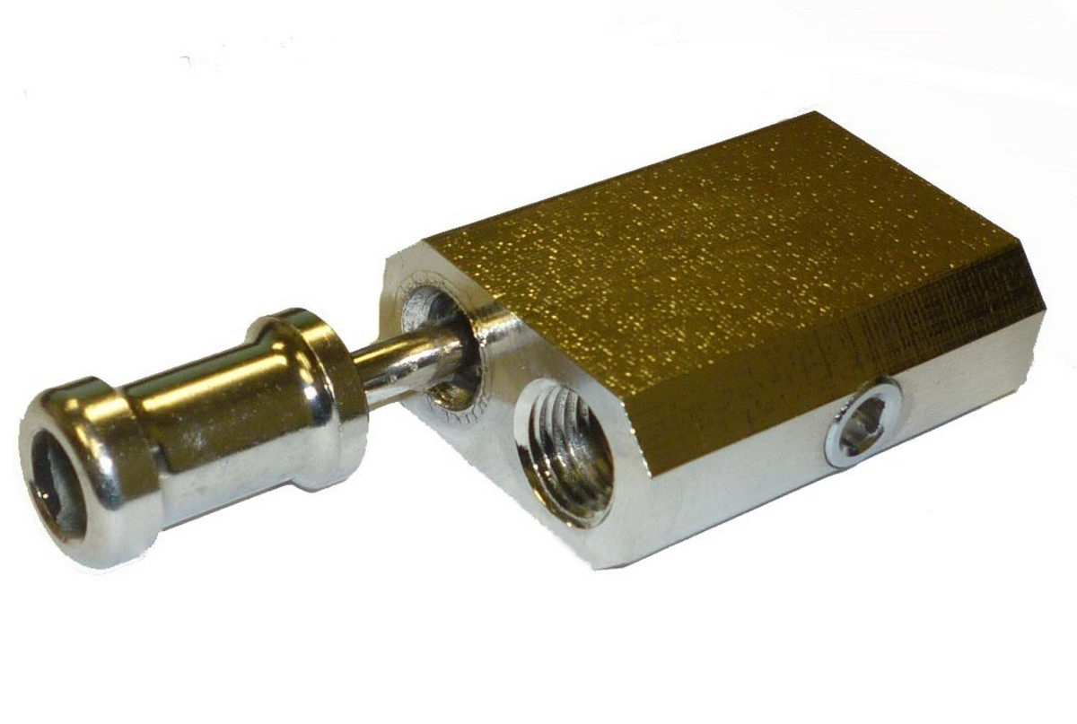 MTM Hydro 22.0120 1//4 FXF Chemical Metering Valve
