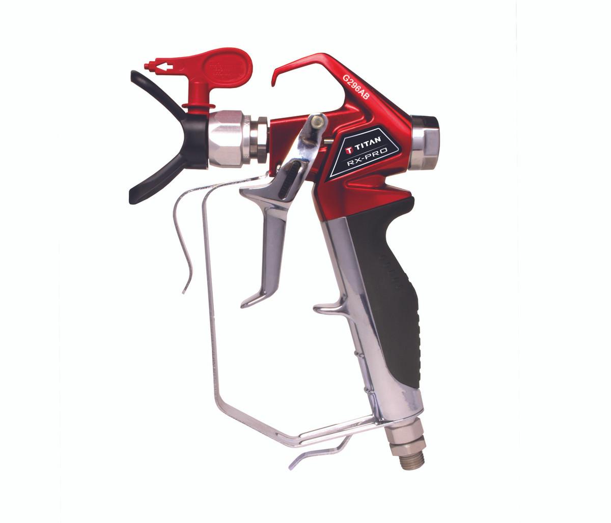 Titan RX-PRO Red Series Airless Spray Gun 0538020 / 538020 - OEM