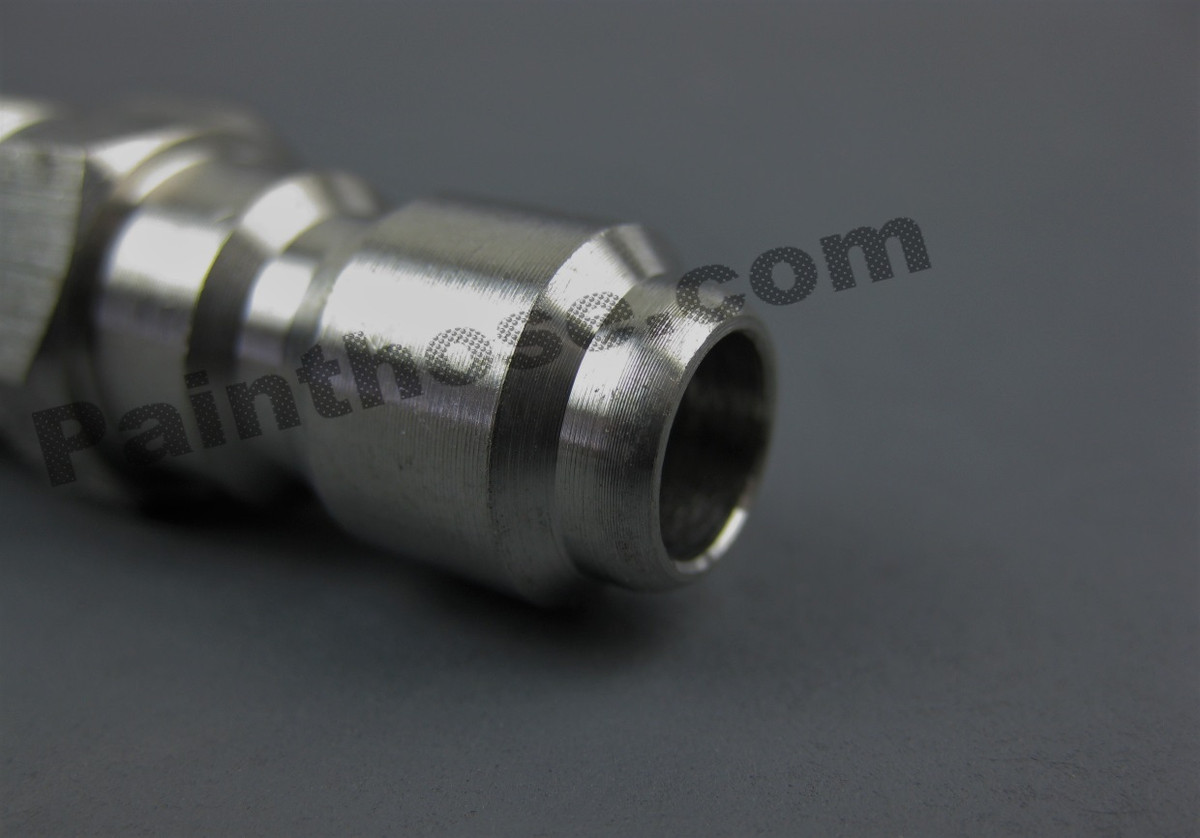 """Stainless Steel Quick Coupler Socket 1//4/"""" MPT"""