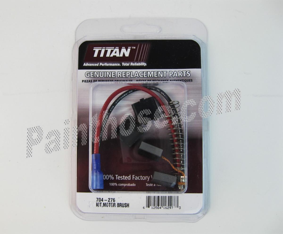 Titan 704-276 or 704276 Motor Brush Kit