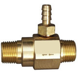 General Pump 100511 Brass Chemical Injector