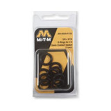 """Mi-T-M AW-0025-0122 / AW00250122 3/8 x 9/16 O-Rings for 1/4"""" QC Socket (10 pack)"""