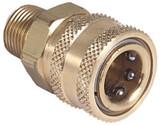 Mi-T-M AW-0017-0007 / AW00170007 3/8 MPT x 3/8 QC Socket