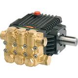 General Pump TX1513S17 Pump, Triplex, 3GPM@3000PSI, 1750 RPM, 24mm Solid Shaft