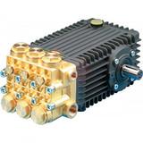General Pump TSF2021 Pump, Triplex, 7GPM@3600PSI, 1450 RPM or 8.5GPM@3600PSI@1750RPM, 24mm Solid Shaft