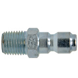 """General Pump D11007 Zinc-Plated 1/4"""" QC Plug"""