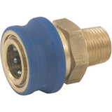 "General Pump D10064 Easy Grip Quick Disconnect Coupler 3/8"" x 3/8"" NPT-F"