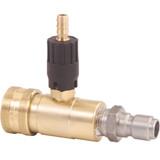 "General Pump D10096 Chemical Injector 2.3 3/8"" QD x 3/8"" Plug"